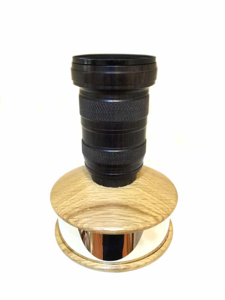 African-Blackwood-and-Oak-Lens-trophy