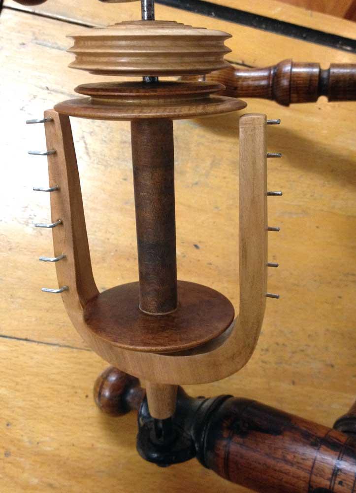 Spinningwheel-parts
