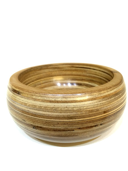 Plywood-bowl