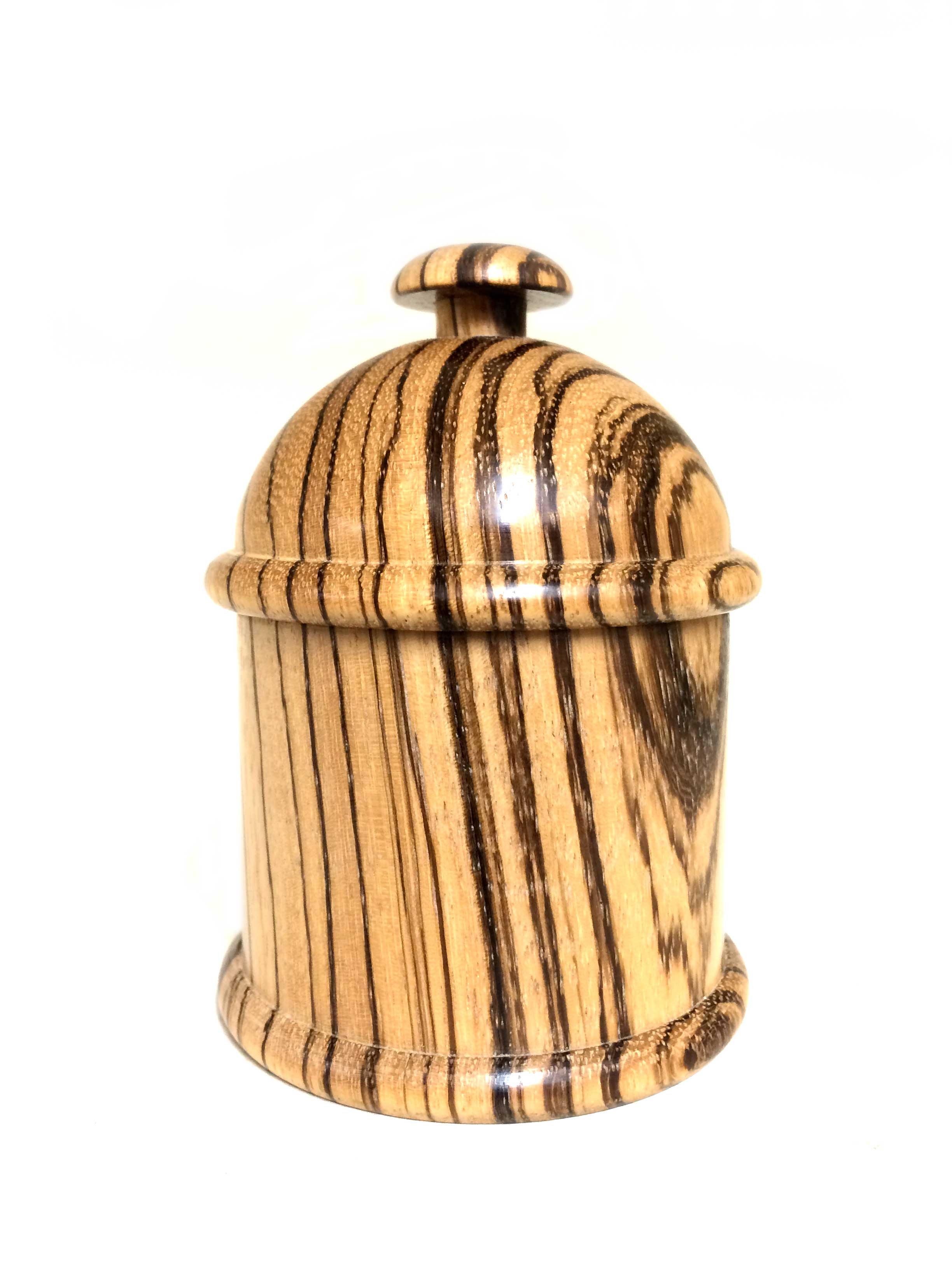 Zebrano-lidded-pot-with-domed-lid