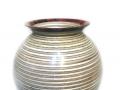Ply-round-pot-with-Padauk-rim