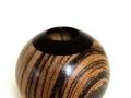 Zebrano-ball-pot-with-Blackwood-rim
