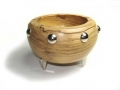 olive-pot-with-domed-studs-and-spike-feet