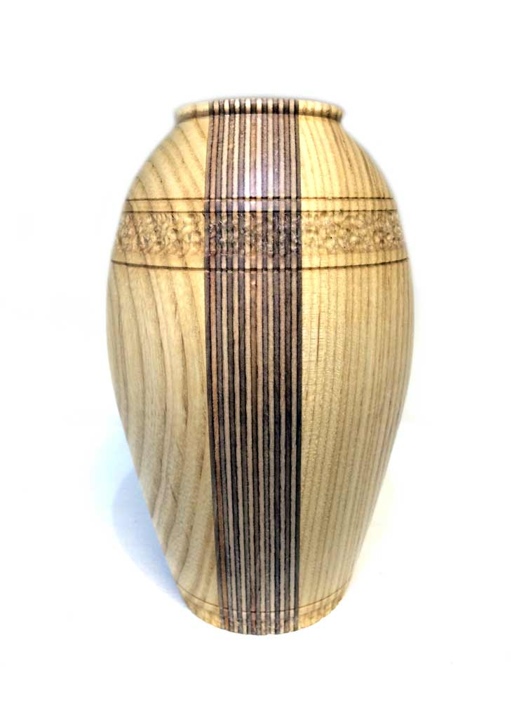 Ash-and-ply-vase