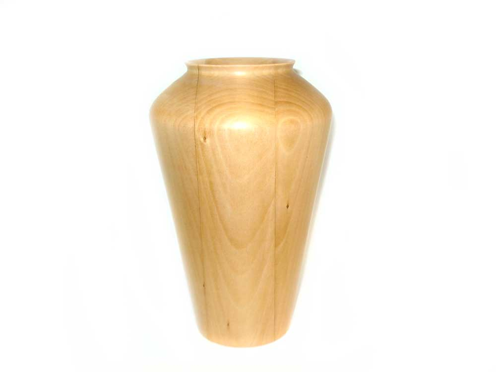 Lime-Laminated-tall-Vase
