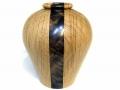Oak-with-Black-Walnut-vase