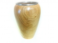 Walnut-Vase-with-pewter