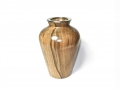 walnut-vase-with-pewter-rim